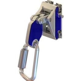 Rigid Track Trolley/Sleeve for Ladder System