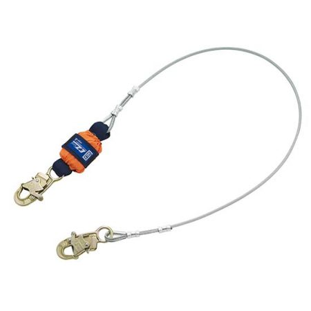 EZ-Stop Leading Edge Cable Shock Absorbing Lanyard