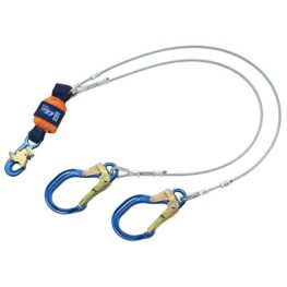 DBI-SALA® EZ-Stop™ Leading Edge Cable Shock Absorbing Lanyard