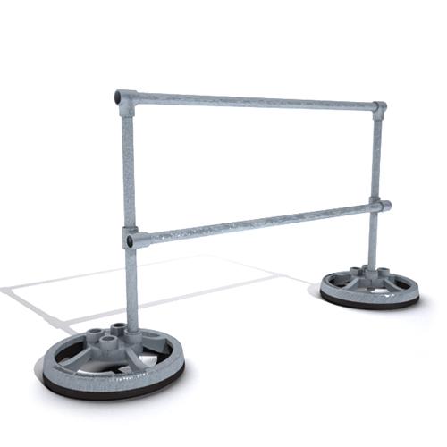 Steel Galvanized Guardrails