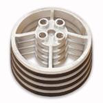 Steel Galvanized Guardrails – Non-penetrating Galvanized Base Plates
