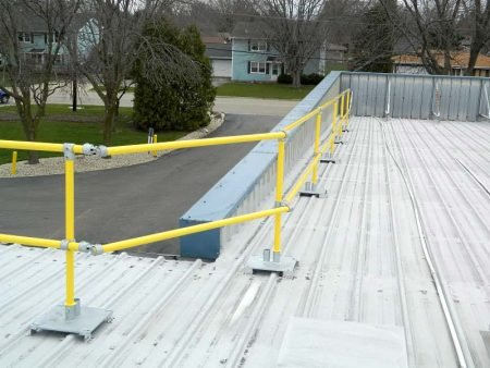 Steel Galvanized Guardrails – ADJUSTABLE CORNERS