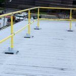 Steel Galvanized Guardrails – R-PANEL METAL DECKS
