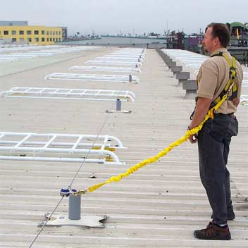 Fall Protection Applications