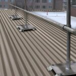 Steel Galvanized Guardrails – CORRUGATED METAL DECKS