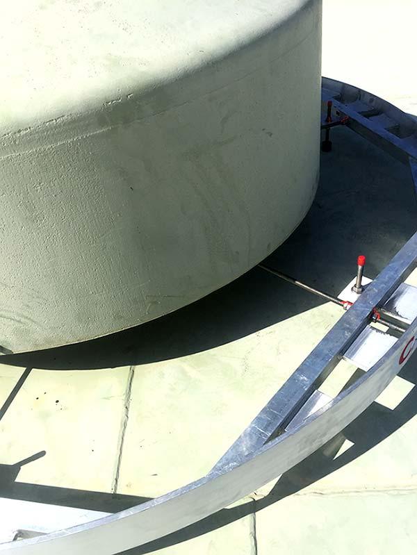 Tank & Water Reservoir Anchor