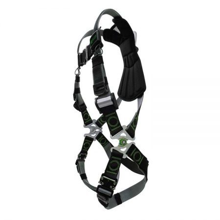 Revolution Tower Climbing Harness with DualTech Webbing and Suspension Loops