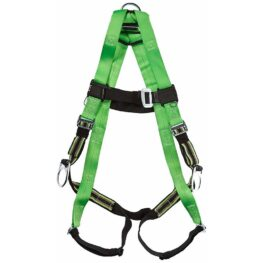 Duraflex Python Harness with Side and Back D-rings P950-58/UGN