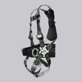 Revolution Climbing Harness with DualTech Webbing