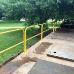 Fixed Mounted Guardrails
