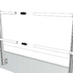 Aluminum Fixed Mounted Guardrails – Rail Connectors