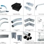 Aluminum Non-penetrating Guardrails – Components