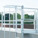 Aluminum Fixed Mounted Guardrails