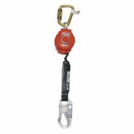 Miller TurboLite Self-Retracting Lifelines - Steel Snaphook