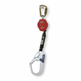 Miller TurboLite Self-Retracting Lifelines - Steel Rebar Snaphook
