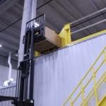 Pallet Self-Closing Safety Gate